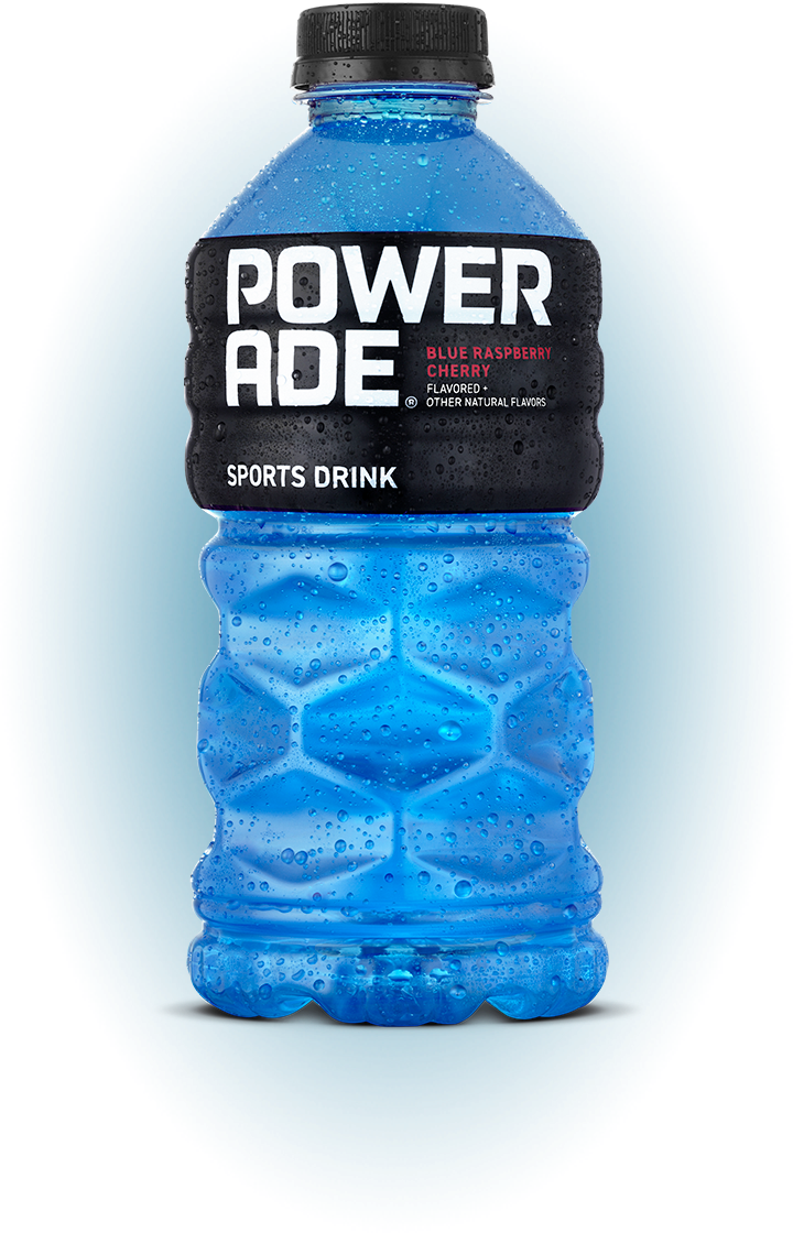 Blue Raspberry Cherry Sports Drink