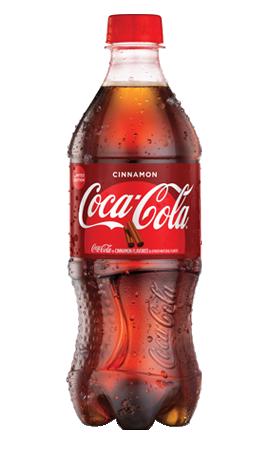 Coca Cola Cinnamon