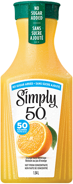 Simply Orange Orange Juice Simply Beverages Canada